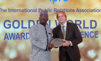 PRNigeria shines at global PR award