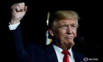 """""""The forgotten American will be forgotten no longer""""…12 quotes from Trump's victory speech"""