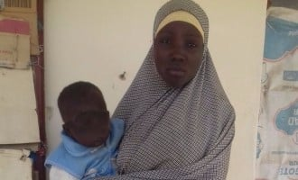 The father of my child has been killed, says rescued Chibok girl