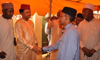 El-Rufai files N2bn defamation suit against Shehu Sani