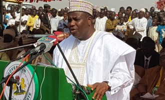 Pro-Buhari group knocks Tambuwal: Your ambition a pipe dream, you'll be rejected like Fayose