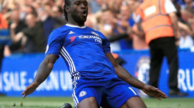 Victor Moses nominated for BBC African footballer of the year