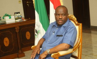 Wike: Amaechi is angry because I'm called 'Mr Project'