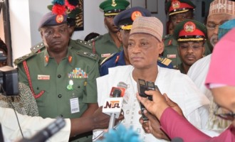 Defence minister: We'll wipe out Boko Haram, but give us more time