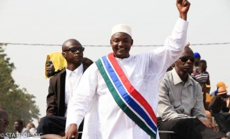 Barrow to Gambians: The future starts tomorrow