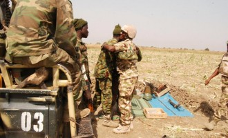 Tragedy in Chibok as soldier commits suicide after killing captain