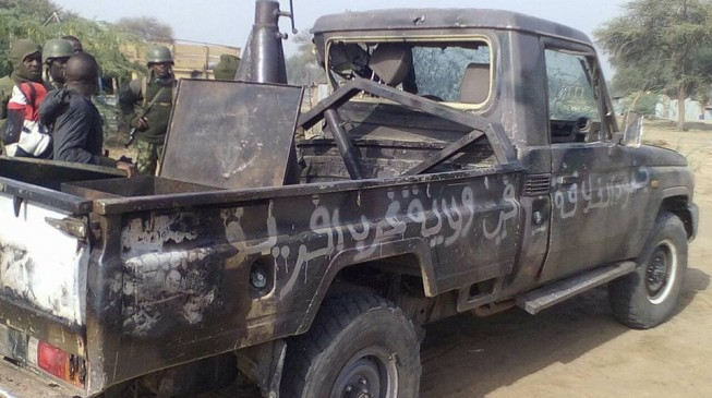 Soldiers on rampage as Boko Haram 'captures colleague' in Lake Chad