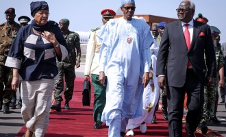 Buhari heads to Gambia for ECOWAS mission