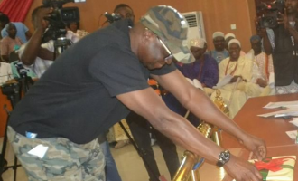 Ekiti assembly passes Fayose's N93bn budget without ANY alteration
