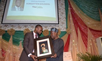TheCable's Soyombo wins grand prize at Wole Soyinka Awards for Investigative Reporting