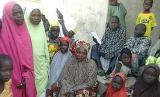 Buhari admits 'mistakes and wrongdoings' in the handling of IDPs