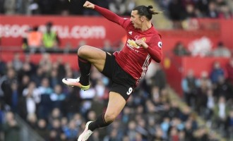 Zlatan Ibrahimovic rejoins Manchester United on one-year deal