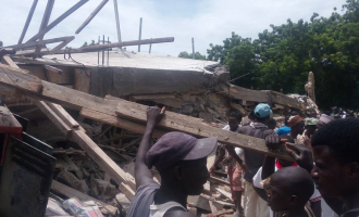 TETFund: We'll punish those behind building collapse at Okopoly, Kano varsity