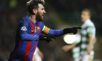 Messi extends Barcelona contract until 2021