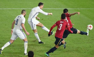 Ronaldo hat trick wins Club World Cup for Real Madrid