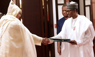 Buhari: Corruption was becoming a culture before I came to power
