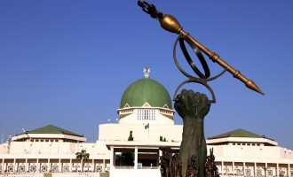 Senate hurriedly adjourns following fire outbreak