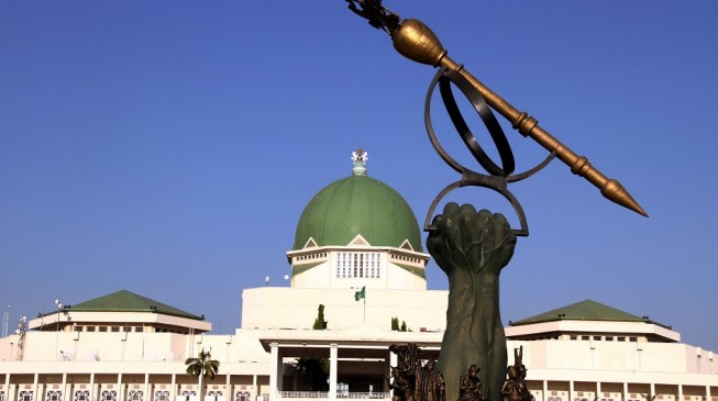 Fire breaks out at National Assembly