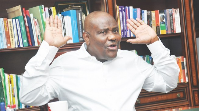 SARS Personnel Attached to Rotimi Amechi Attack Gov. Wike's Convoy