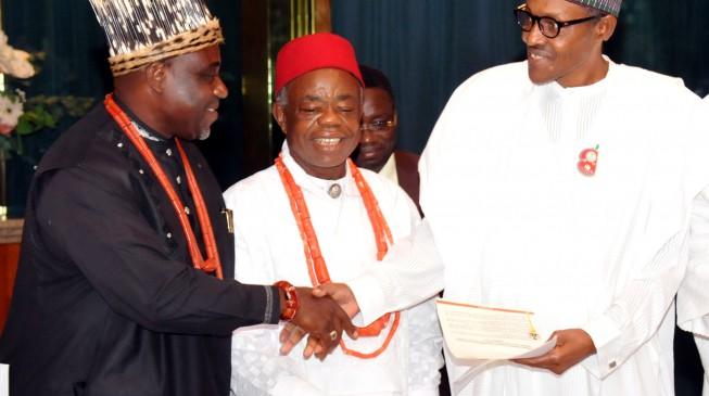 As Buhari turns on his charm offensive on Igbo