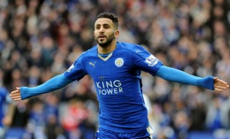 Mahrez beats Mane to BBC African footballer of the Year award