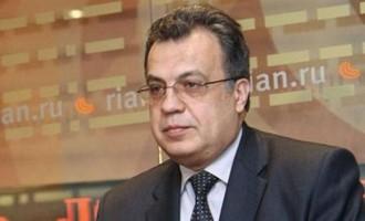 Russian ambassador to Turkey shot dead in Ankara