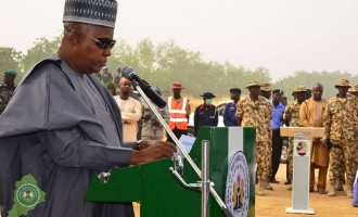 Shettima tells military to deal with his children if they have ties to Boko Haram