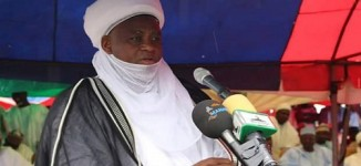2019: Ask whoever approaches you for thuggery to take the lead, Sultan tells youth