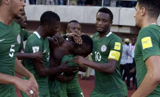 FIFA fines Nigeria for fielding ineligible player in World Cup qualifier