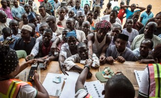 There's a solution to underage voting — Buhari thinks it's the national ID