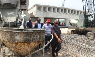My administration has built over 200 roads and bridges, says Wike