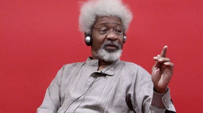 Green Card Saga: Wole Soyinka Hits Back At Nigerians