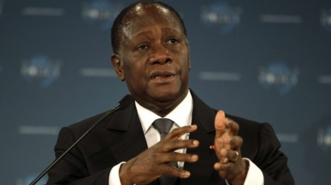 Ouattara fires three security chiefs
