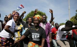 Africa, it is time for a reset