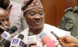 Ajimobi on Ayefele's house: Being physically challenged is not an excuse to break the law