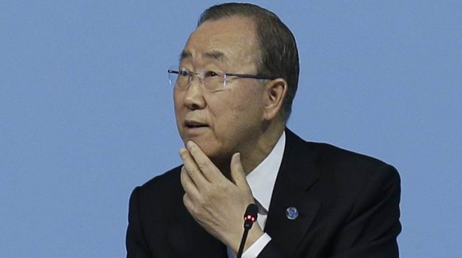 Ban Ki-moon's brother arrested in US