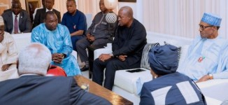 Buhari, Barrow head to Mali after failing to convince Jammeh