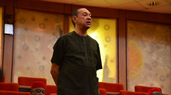 Ben Bruce to Buhari: You made yourself a laughing stock by promising to fight corruption in Ghana