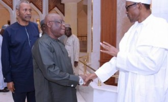 Acting CJN's tenure ends in 12 days — but Buhari hasn't asked senate to confirm him