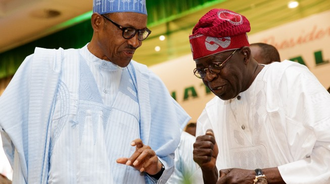 Buhari not stopping anyone from contesting - Tinubu