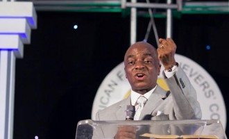 'Get out of there' — Oyedepo asks Buhari to step down over nationwide killings