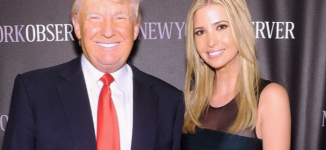 Trump praises 'another Ivanka' on Twitter — instead of his daughter