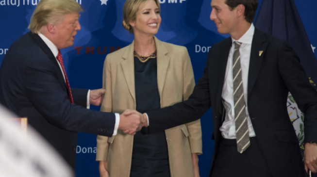 Donald Trump appoints son-in-law as senior adviser