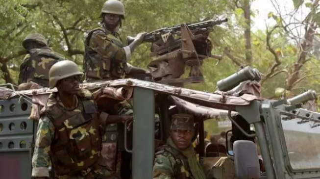 ECOWAS troops disarm Gambia's army, take over Jammeh's village