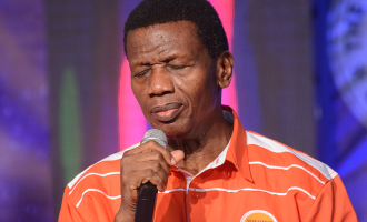 FG suspends FRC code that forced Adeboye to step down