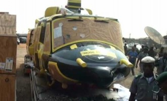 Wike: Amaechi imported helicopters seized by customs