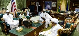 AU to Jammeh: From next week, we'll cease to recognise you as president