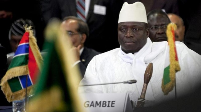 Gambian Vice President resigns as Jammeh remains defiant