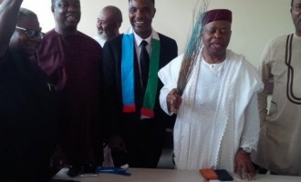 PDP suffers another setback as Ken Nnamani joins APC