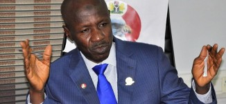 Magu: Cabal bought houses abroad and registered them in my name